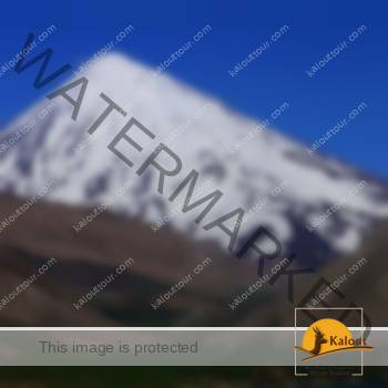 Bergsteigen im Iran