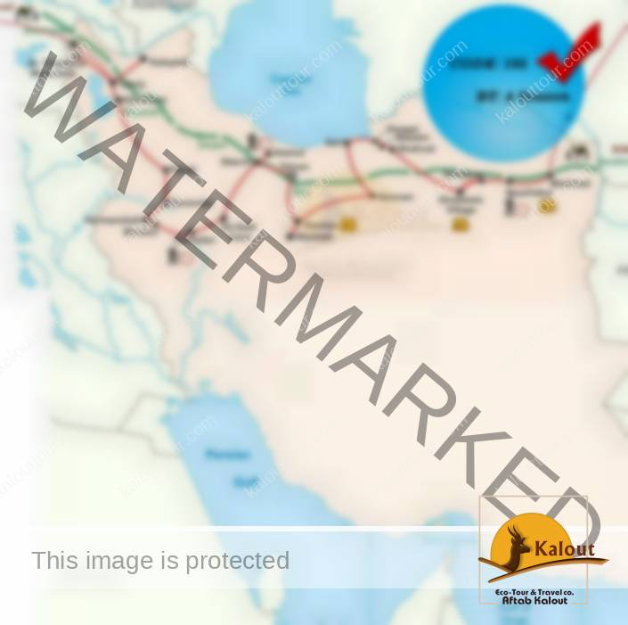 Takht e soleyman iran tour
