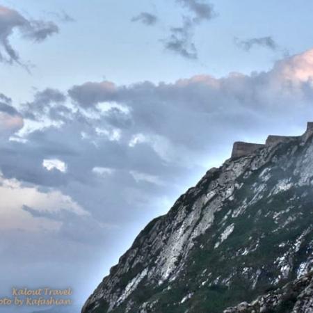 Babak Castle Iran tour