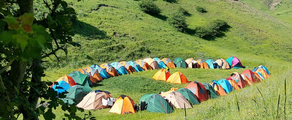 Kalout Camp Iran Tour |Home page
