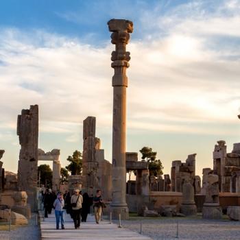 伊朗文化性和历史性的旅游