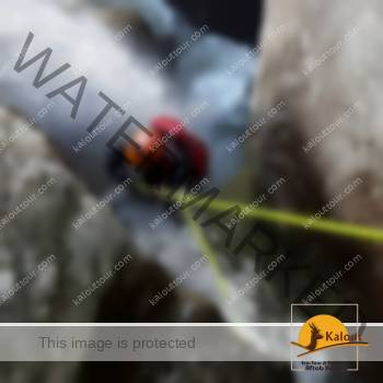 Iran Canyoning Tour
