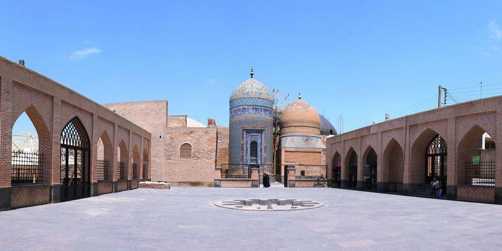 Iran Unesco Sites