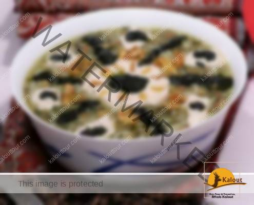 Special soup is prepared for Chaharshanbeh Soori celebration