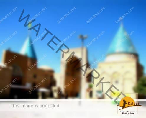 Tomb of Bayazid Bastamy, 14th Century Sufi