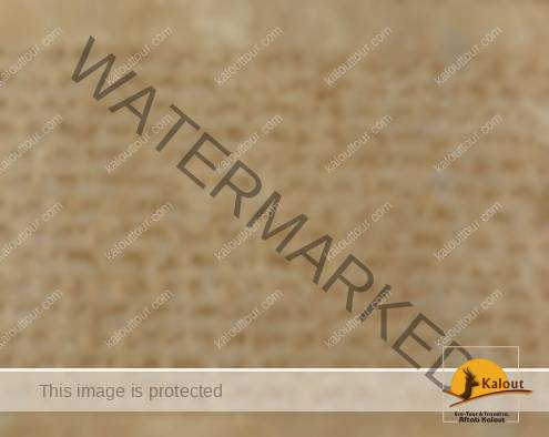 Cuneiform Script on Persepolis Walls for Ancient Iranian Language