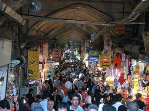 Bazaar of Tehran