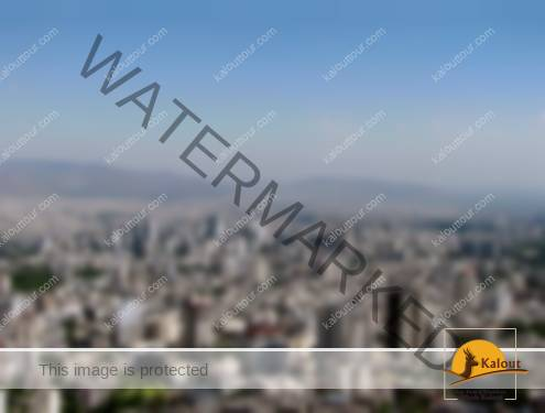 A View from North of Tehran