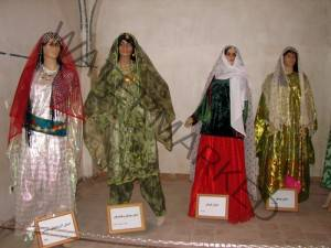 Ethnic Clothing of Some Iranian Women