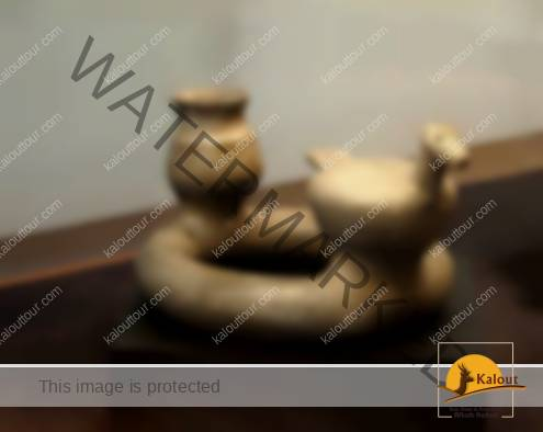 A zoomorphic pottery from Khorvin