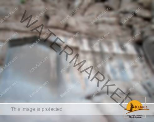 Mithridates relief & Zanganeh Endowment Inscription at Bisotun