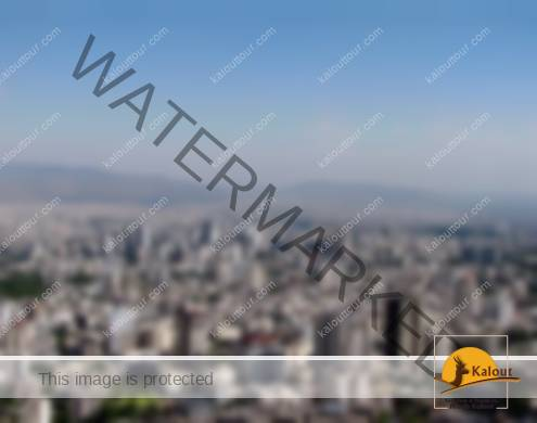 Tehran, the Capital City of Iran