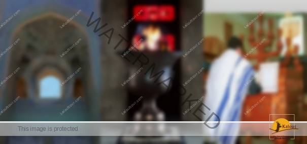 Yazd Hosts Great Monotheistic Religions Kalout Travel Agency - Monotheistic religions