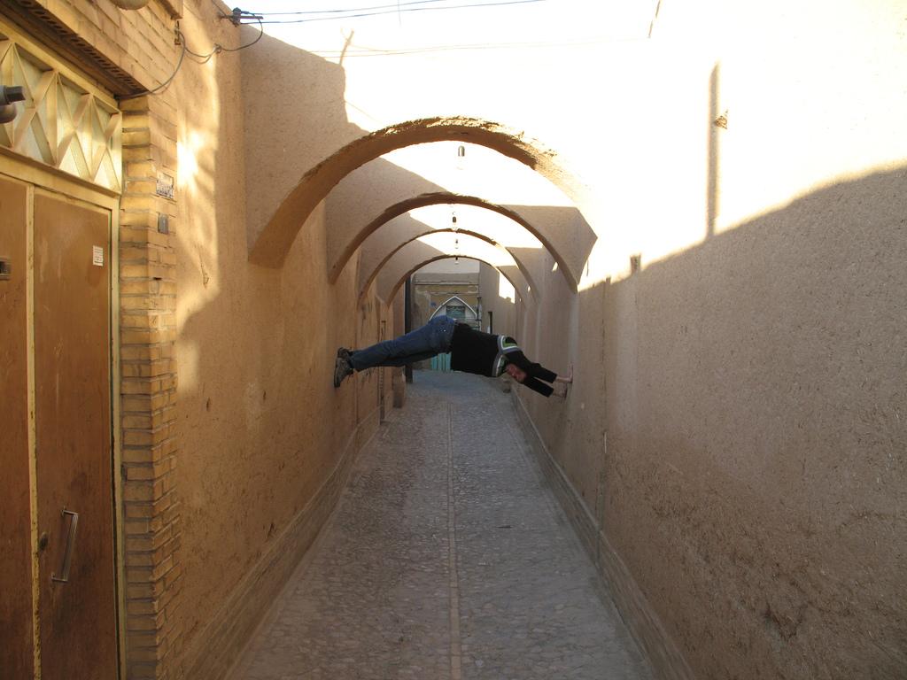 Uncover the secrets of Yazd's Zoroastrian neighborhood