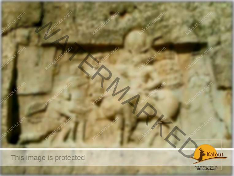 Shapur Rock Relief of Naqsh-e Rustam