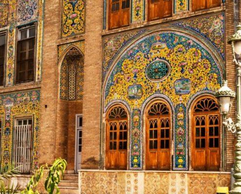 Golestan-Palace-Tehran