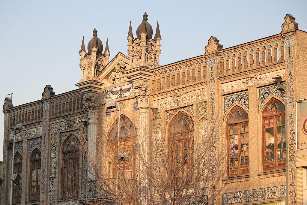 Naser Khosrow Street