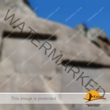 Cuneiform Inscriptions of Darius and Xerxes in Ganjnameh