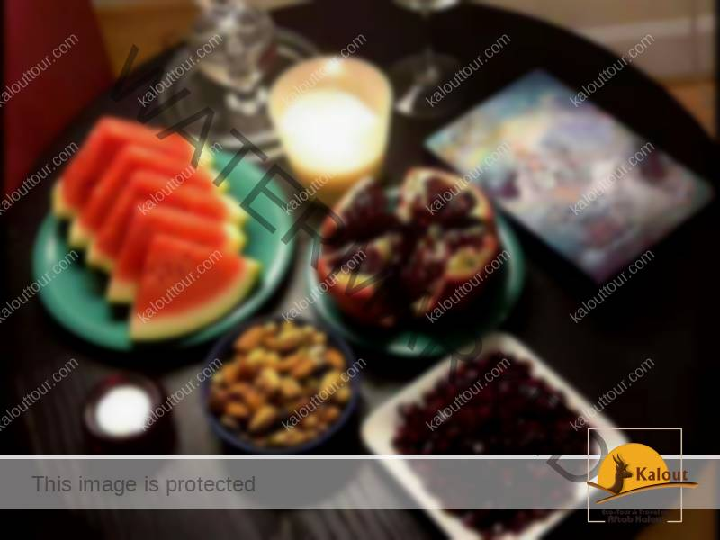 Shab-e-Yalda is one of the most ancient Persian festivals