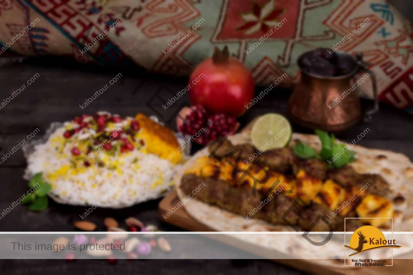 Kebabs are among the most delicious Iranian foods