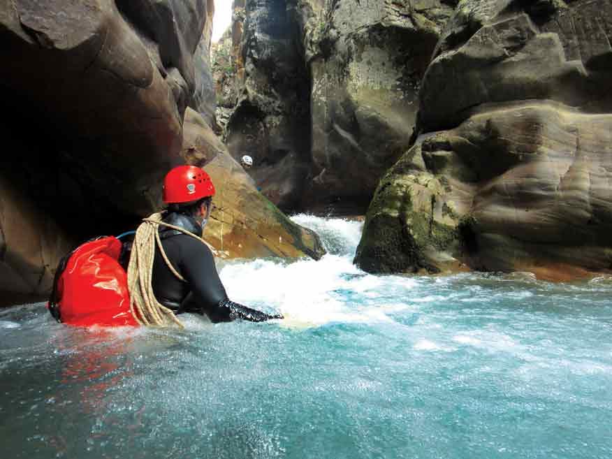 Iran is wonderful for adventure seekers