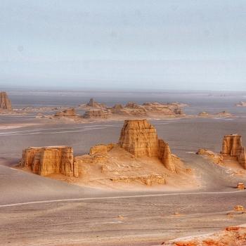 伊朗沙漠旅游