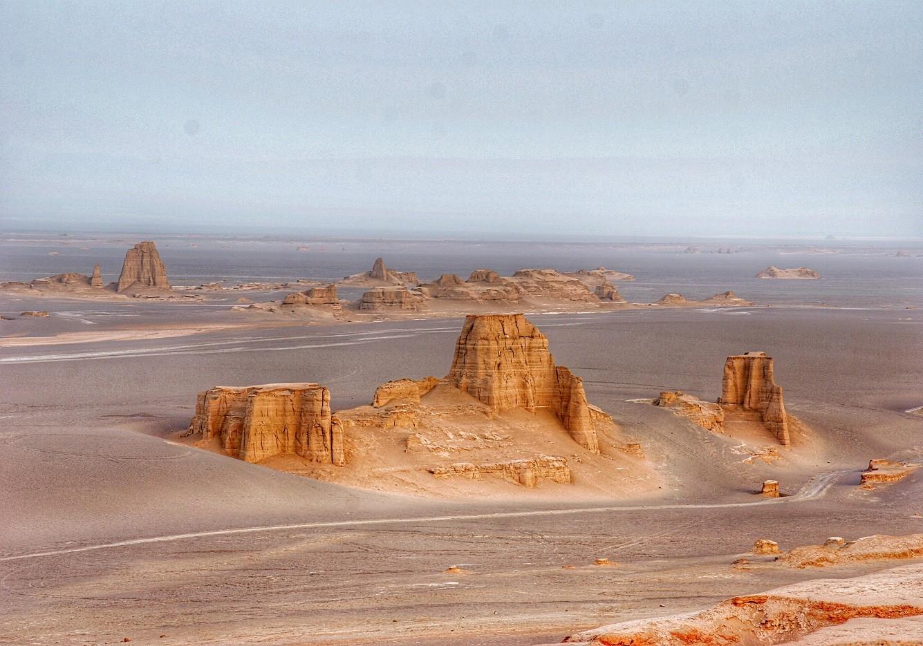 Iran Wüstentour