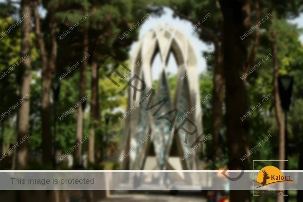 Mausoleum of Omar Khayyam