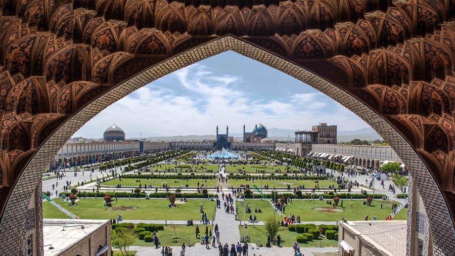 Isfahan-Iran-tourism