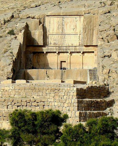 Persepolis Tomb