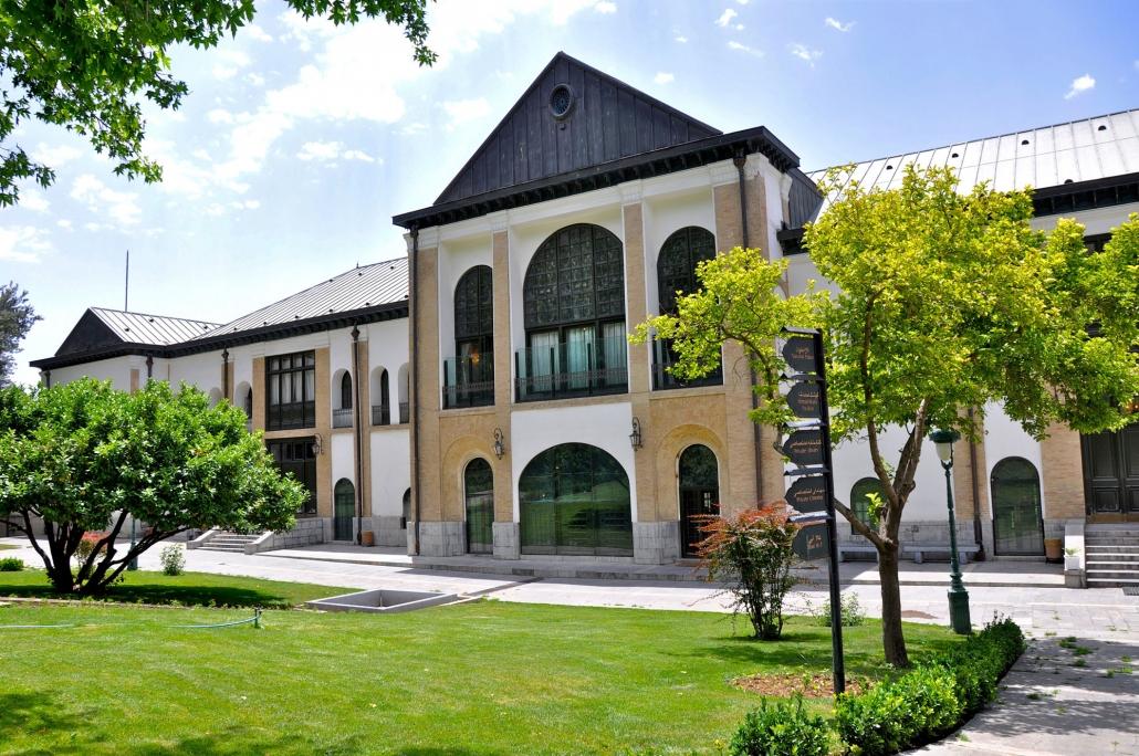 Sahebqaraniyeh-Palace