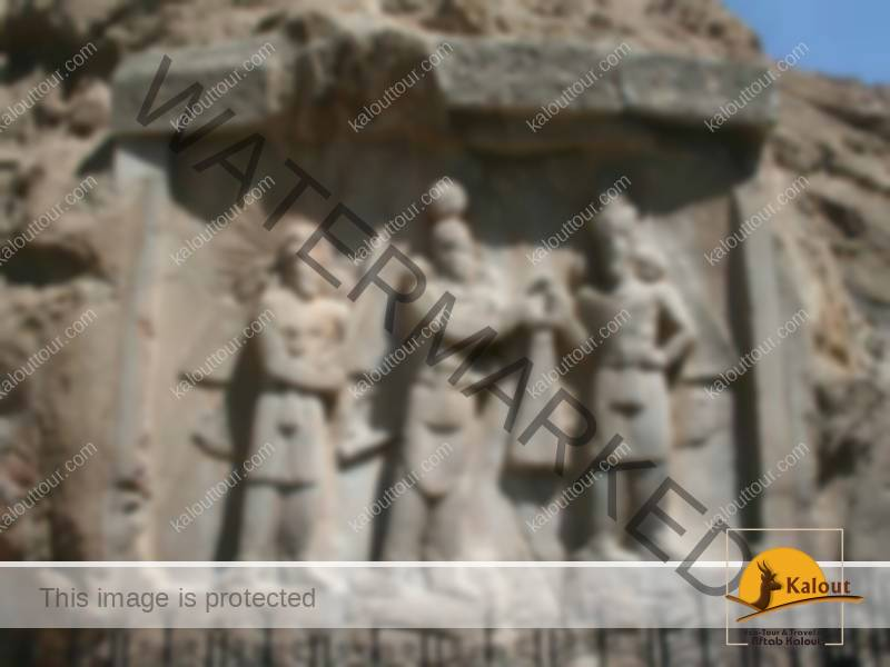Taq-e-Bostan-Ardashir-II