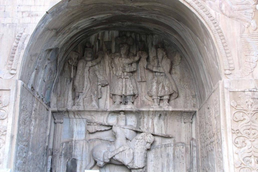 Taq-e-Bostan-Large-Arch