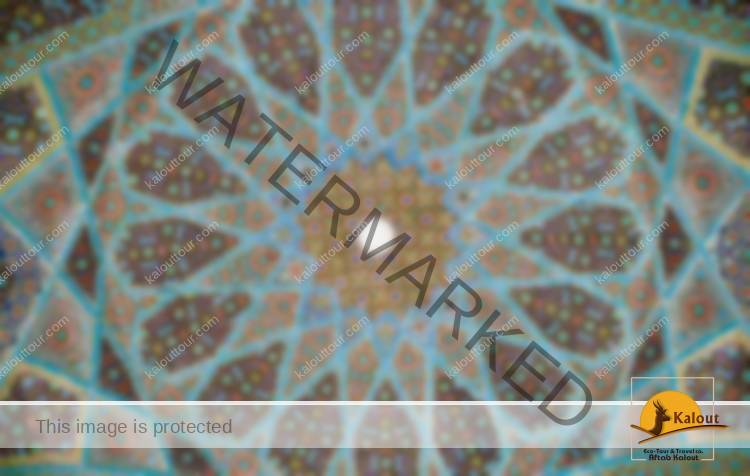 roof-of-Hafez-tomb-travel-to-Iran