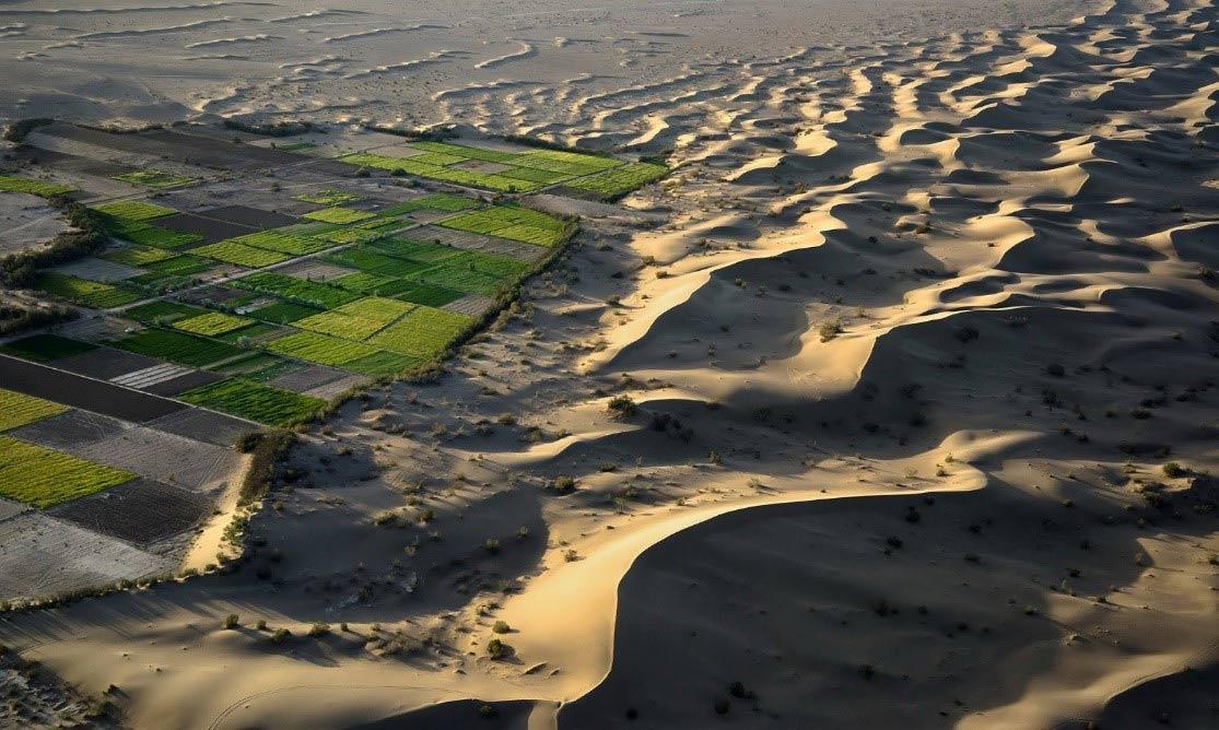 Farahzad Village, Mesr Desert, Dasht-e Kavir