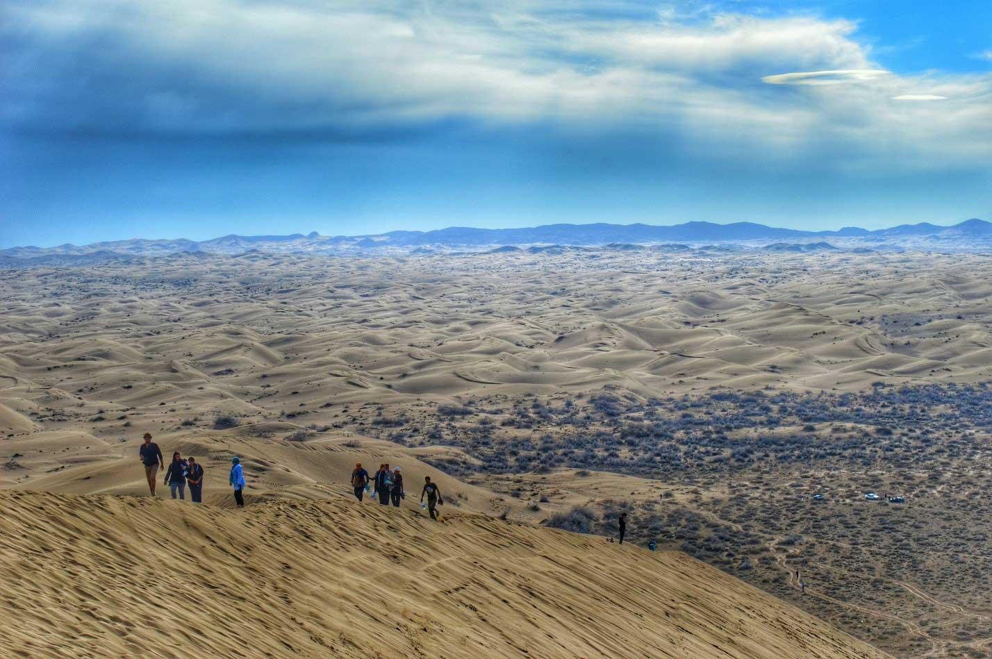 Dasht-e Kavir, Maranjab Desert